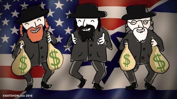CNA: Trump critica a la Banca internacional y un líder judío estadounidense ve en ello Antisemitismo