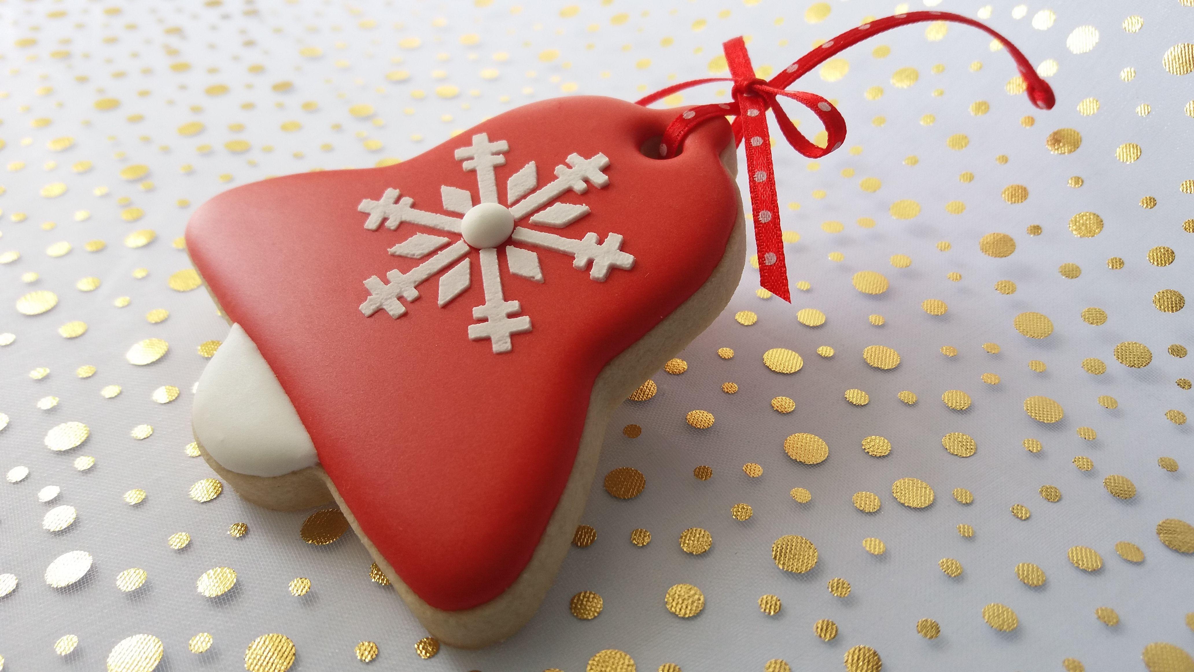 Imagenes De Galletas De Navidad Decoradas.Pin En Christmas