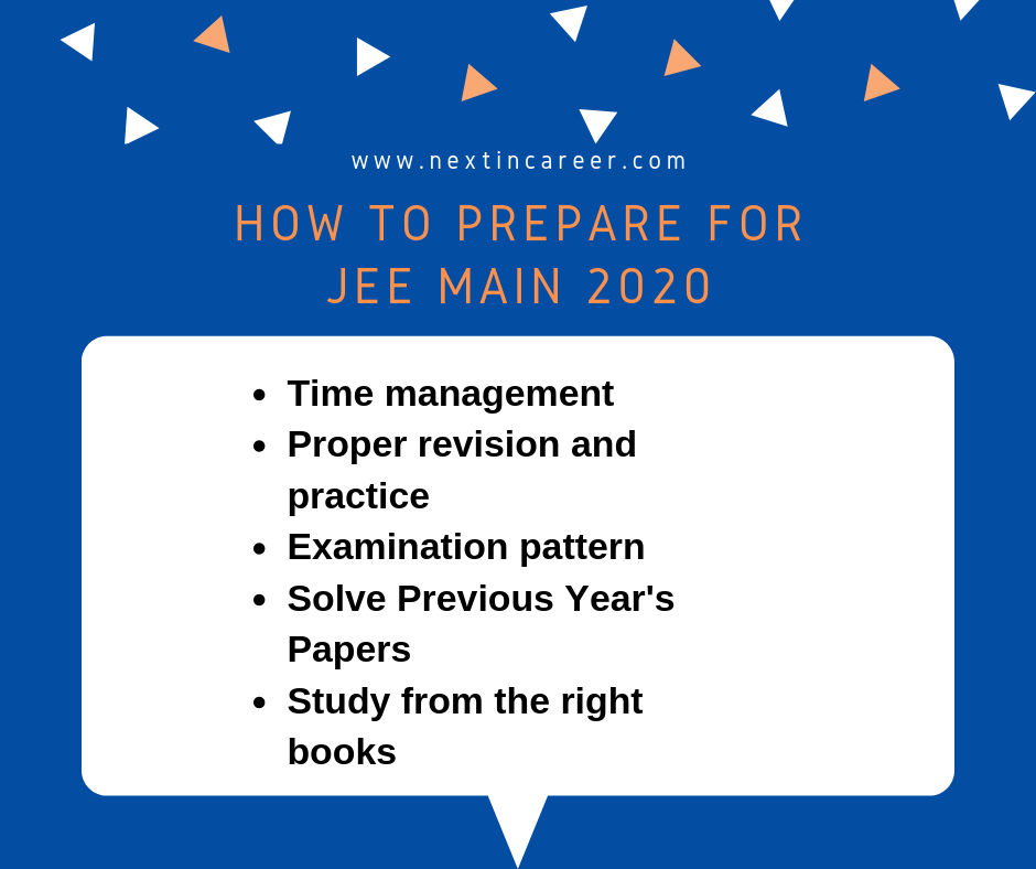 Jee Main 2020 Preparation Tips How To Increase Percentile April Session Mathematical Induction Sample Question Paper Chemical Kinetics