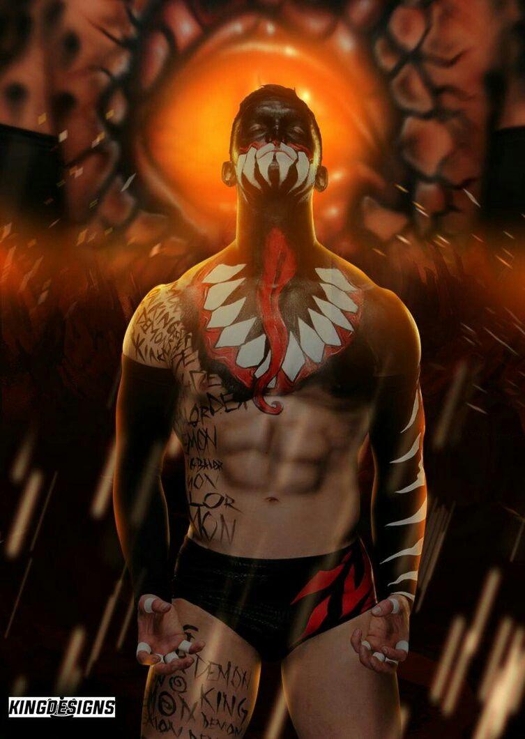 Finn Balor Wrestling Wwe Finn Balor Demon King Finn Balor