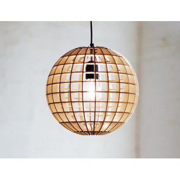 The Hemmesphere Birch Wood Lamp Shade Ceiling Pendant Light Shade Wooden Pendant Lighting Pendant Light Shades Ceiling Pendant Lights