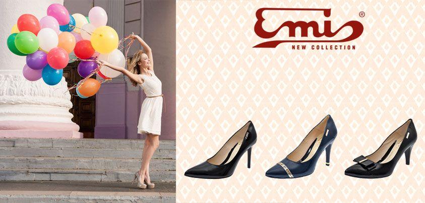 Producent obuwia skórzanego - Emis
