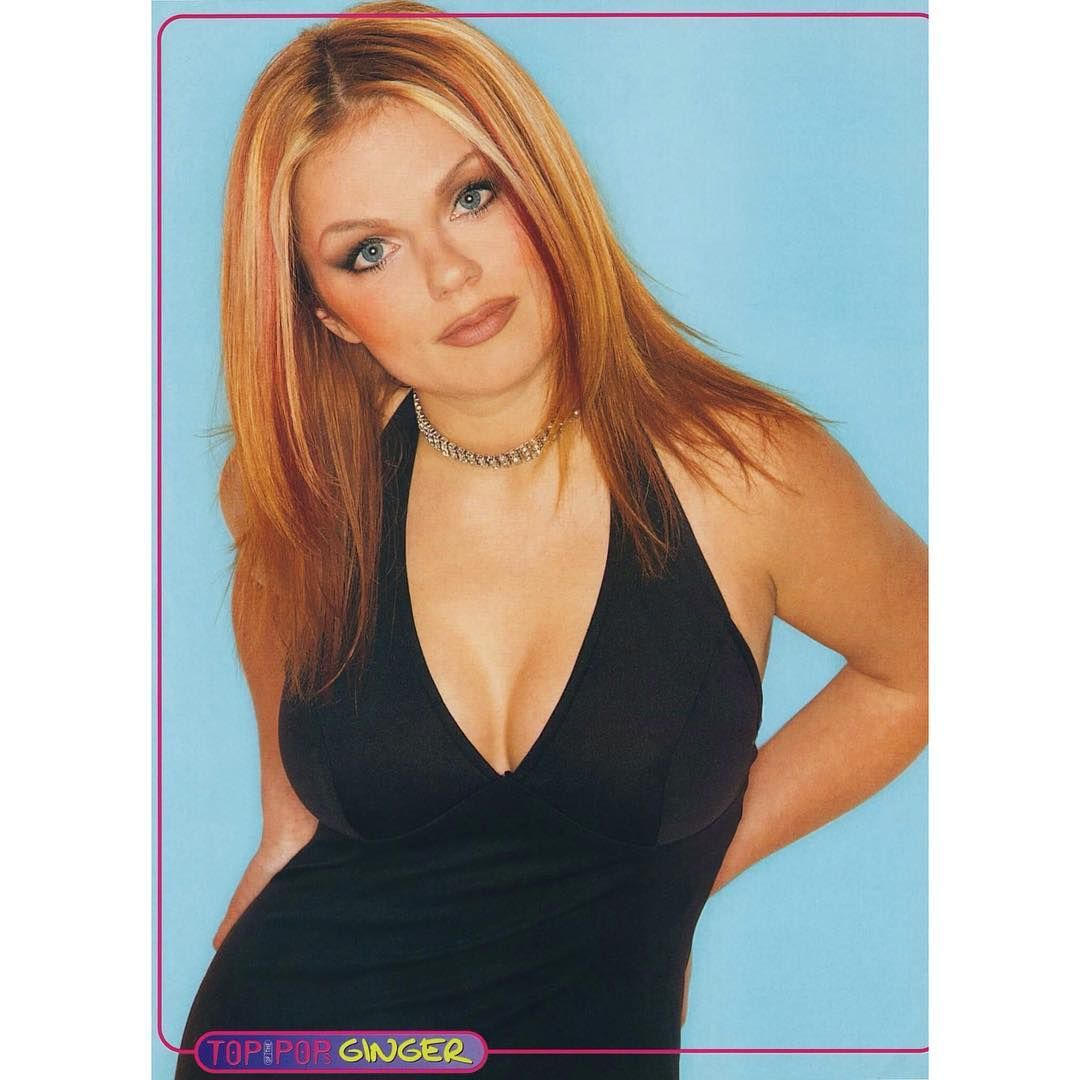 Communication on this topic: Frances Grant, geri-halliwell/