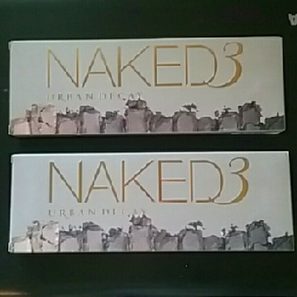 Last chance!! NWT Never used! Last one!! NAKED 3!! Urban Decay Makeup Eyeshadow