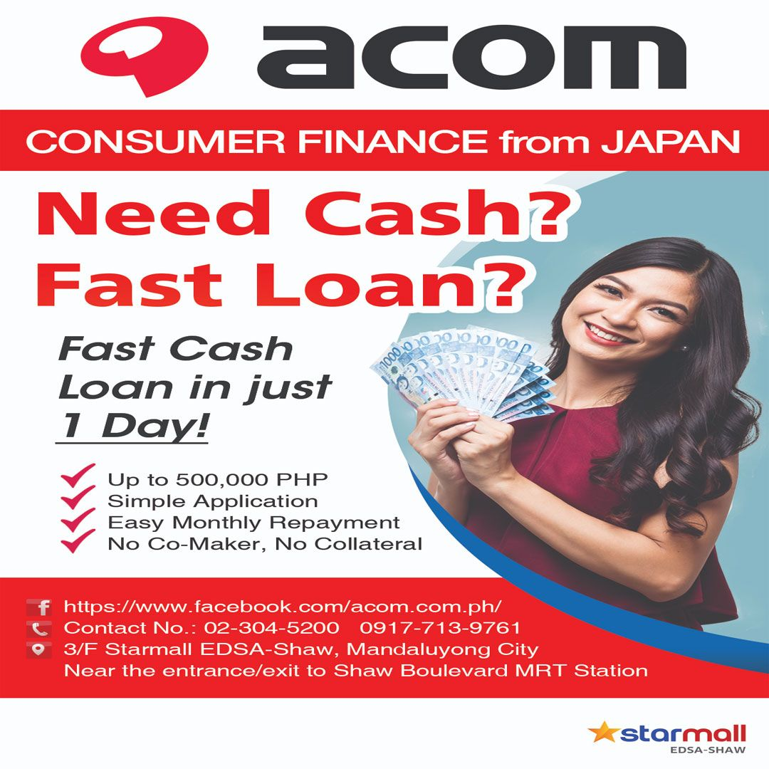 online cash loan philippines no collateral