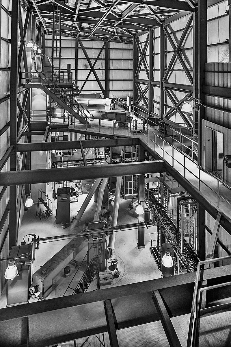 Industrial photography diggles creative loveland co