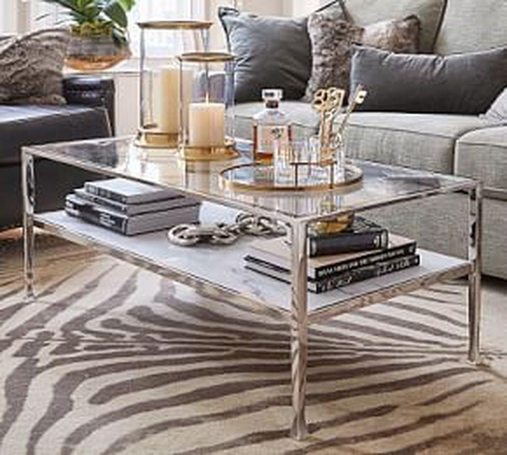 30 Unique Glass Coffee Table Design Ideas Table Decor Living Room Glass Coffee Table Decor Coffee Table [ 918 x 1024 Pixel ]