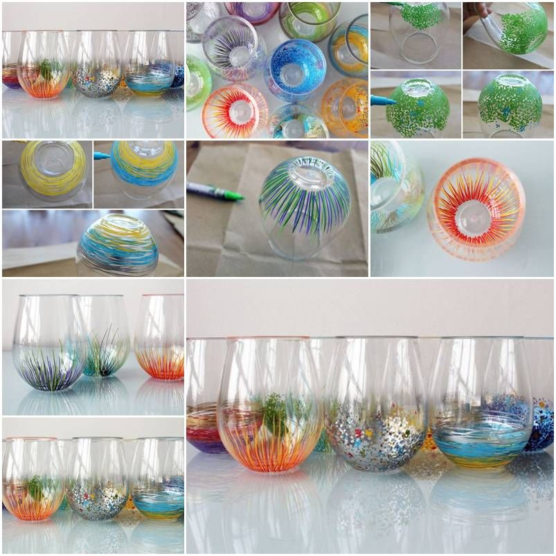 How To Do Glass Jar Decor Step By Step DIY Tutorial