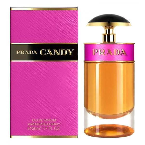 Profumo Donna Prada Candy Eau de Parfum EDP Vapo 50 ml... in vendita ... e366e9b68f0