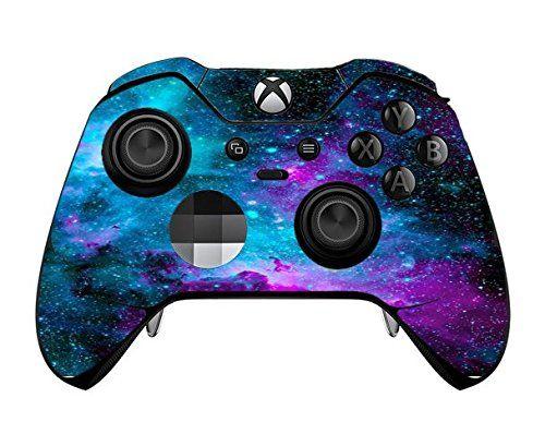 Nebula Galaxy Space Design Pattern Print Xbox One Elite