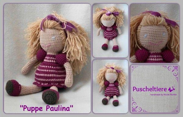 Hier kommt Paulina.... :) Mit dieser Anleitung könnt Ihr selber eine ...