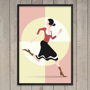 Stanley Chow - Image of Olive Oyl