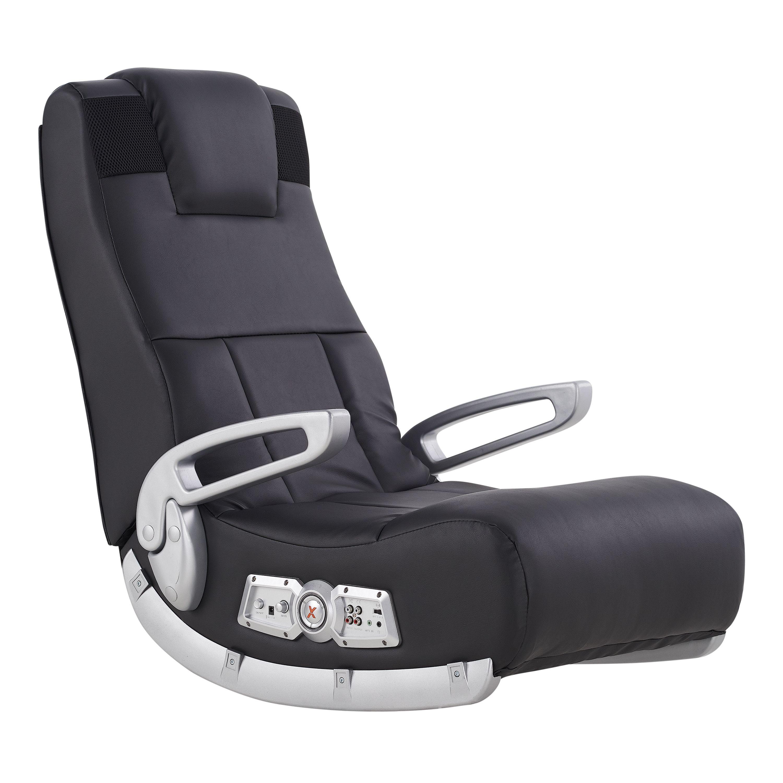 X Rocker II Wireless Gaming Chair Rocker, Black Walmart