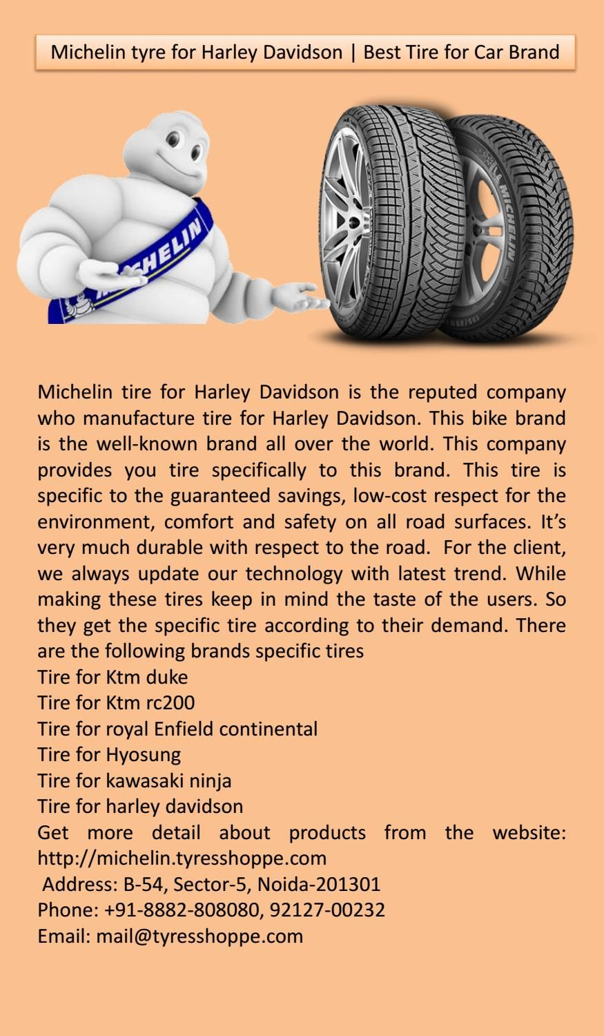 Michelin Tyre For Harley Davidson Michelin Tires Best Tyres