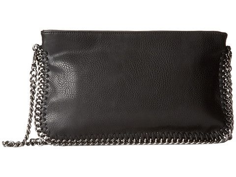 CARLOS by Carlos Santana Tanya Convertible Clutch Black - 6pm.com