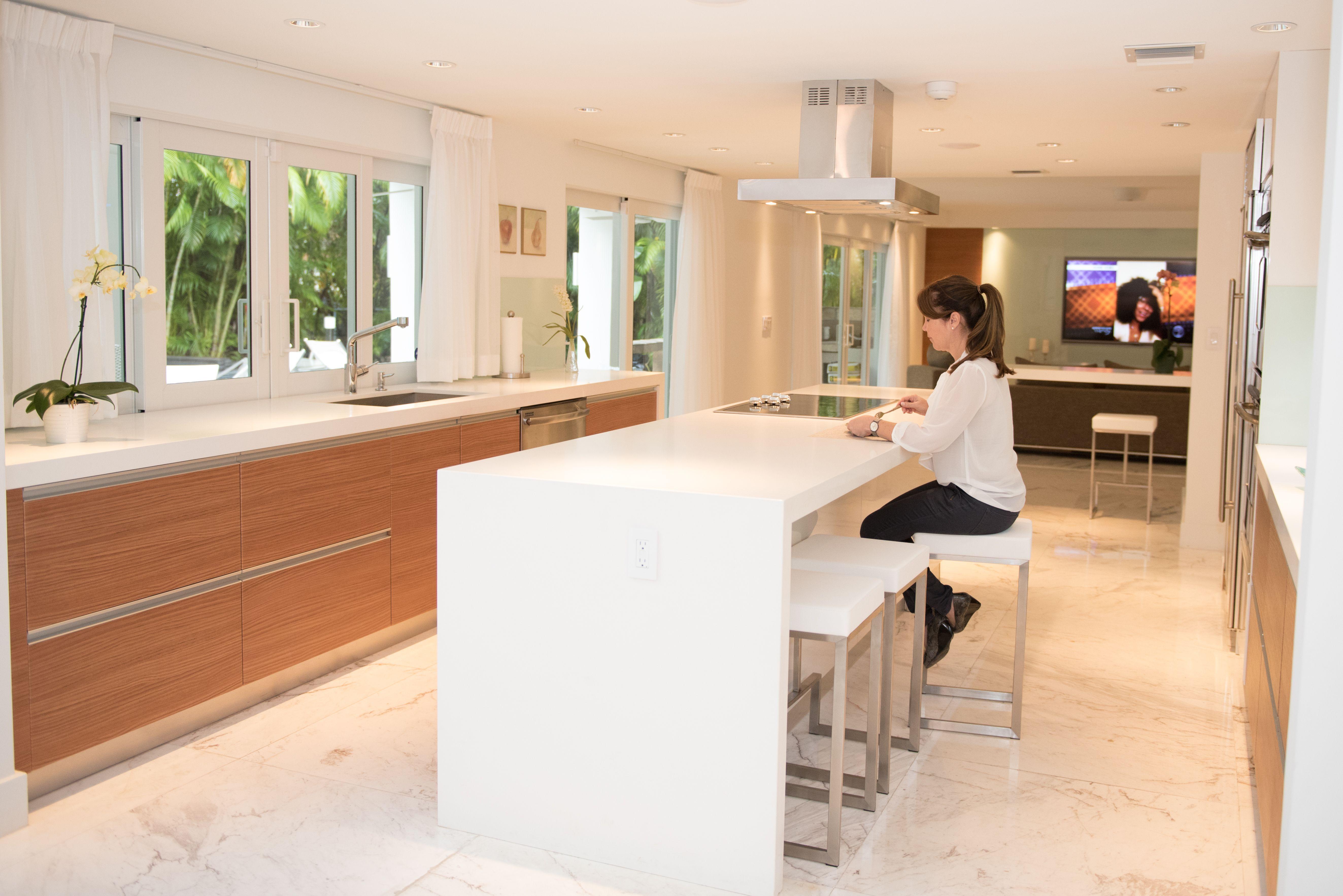 Modern Kitchen Cabinets in Miami | Modern kitchen cabinets ...