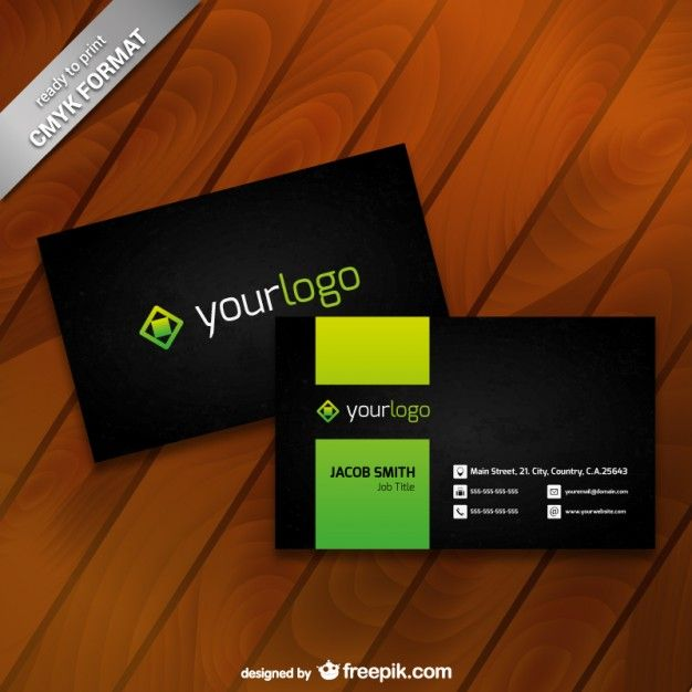 Download Business Card Template With Logo For Free Visiting Card Design Business Card Design Business Cards Creative