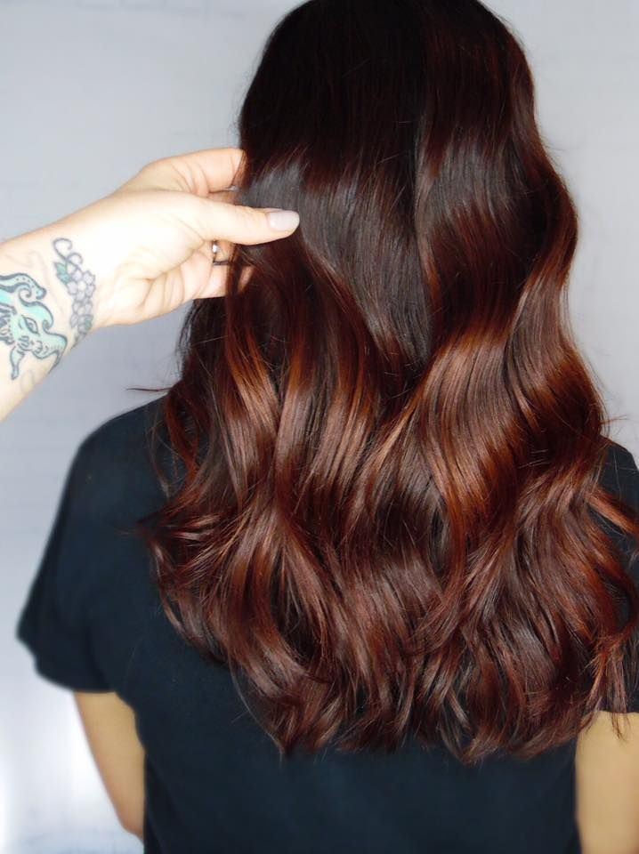 Stunning Color and Balayage by Chrissy Osbourne