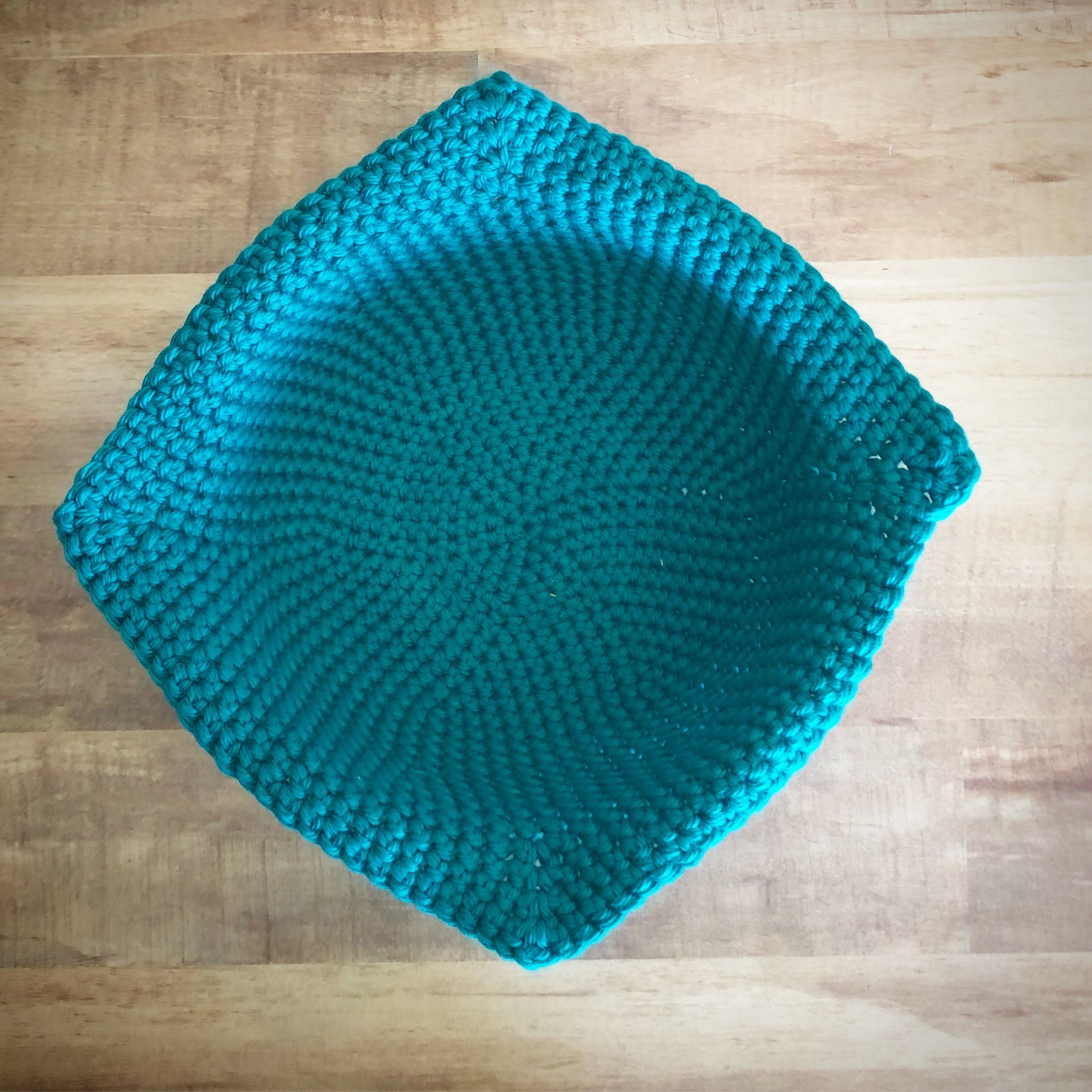 Crochet Microwaveable Bowl Cozy #crochetbowl