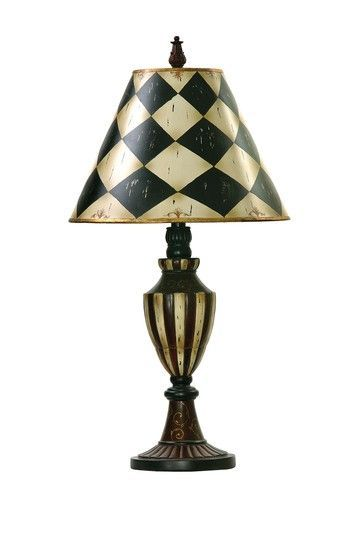 A little bit of Alice in Wonderland with your lamp