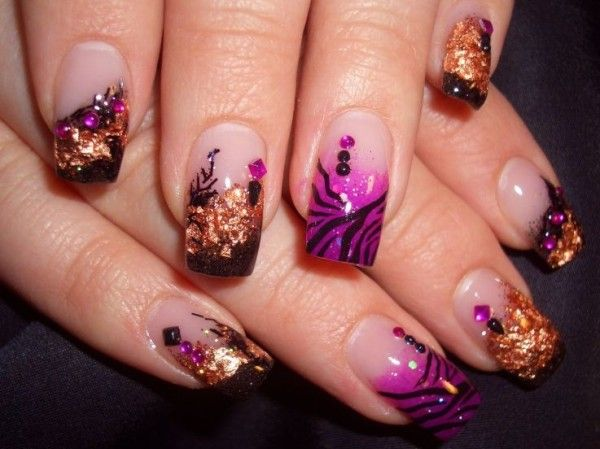 Outrageous nail designs nail art designs for girls nail art outrageous nail designs nail art designs for girls prinsesfo Choice Image