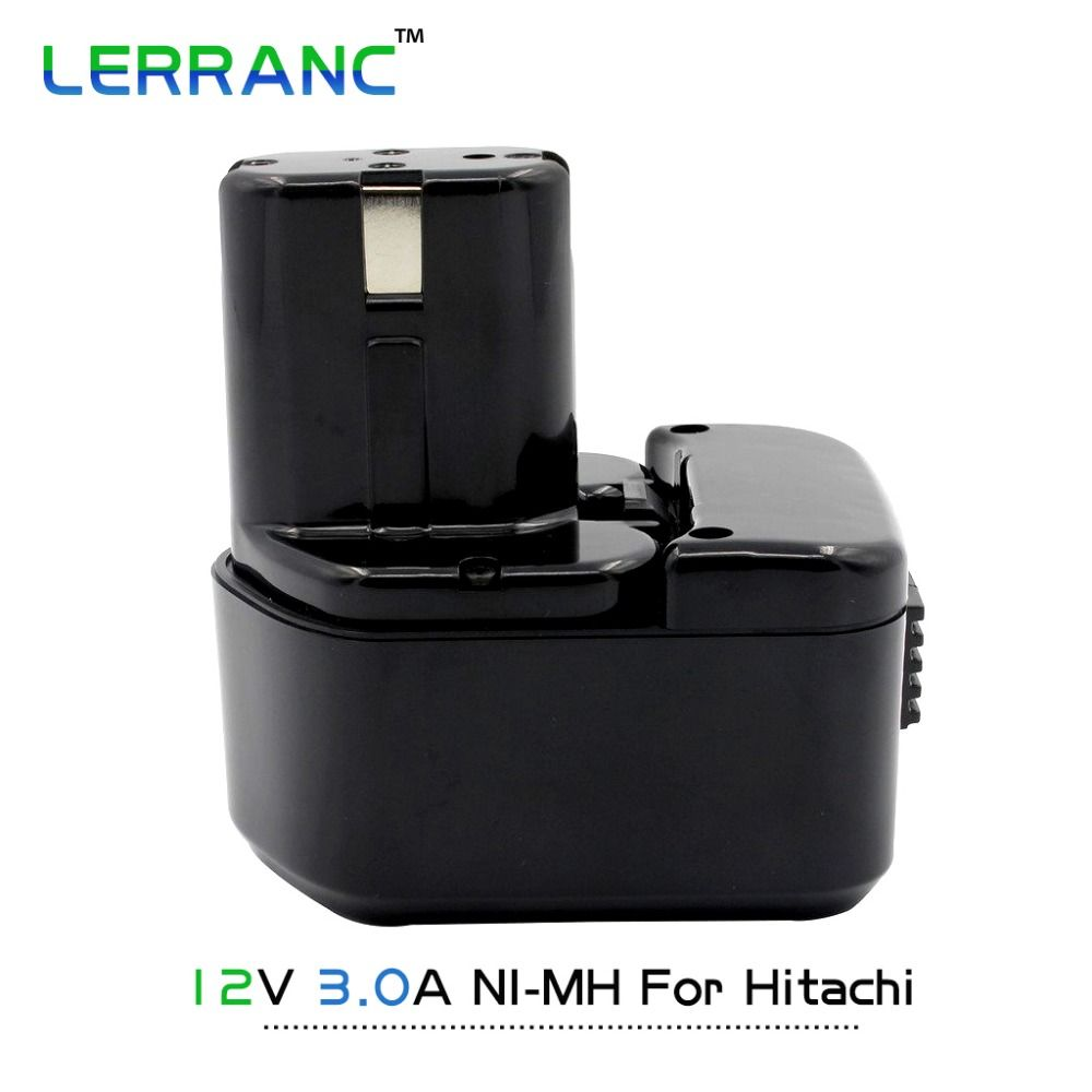 >> Click to Buy << Ni-MH 12V 3.0Ah Cordless Power tool Replacement Battery for Hitachi 320386/320606/320686/322434/322629/EB1230HL/EB1230R/EB1230X #Affiliate