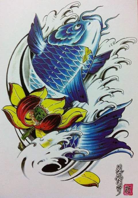 Pin by cavalheiro tatuador on carpas pinterest koi for Black dragon koi