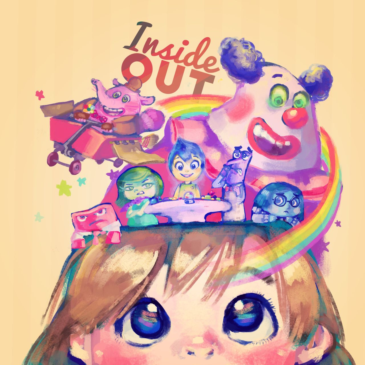 "reigg: "" Inside out! Its real good ;v: """