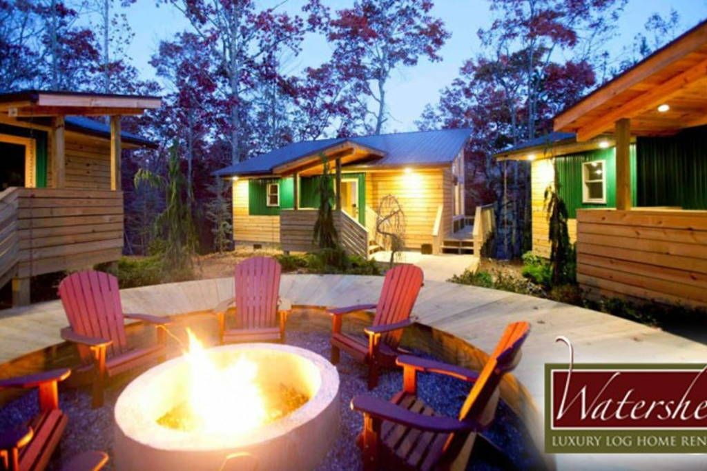 Woodland Loft 1 Smoky Mtns Cabins For Rent In Bryson City Smoky Mountains Cabins Luxury Vacation Rentals Cabin