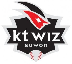 Suwon Kt Wiz Baseball Team Emblem Logos The Wiz Sports Logo