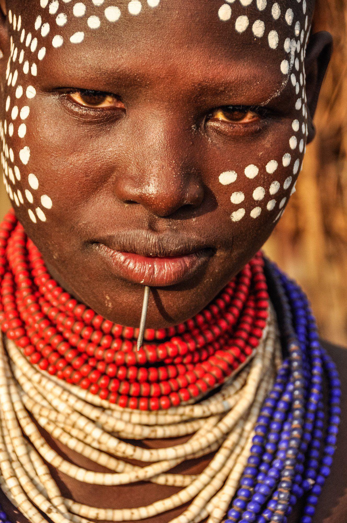 Красота по африкански картинки