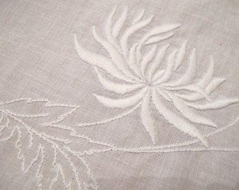 chrysanthemum embroidery