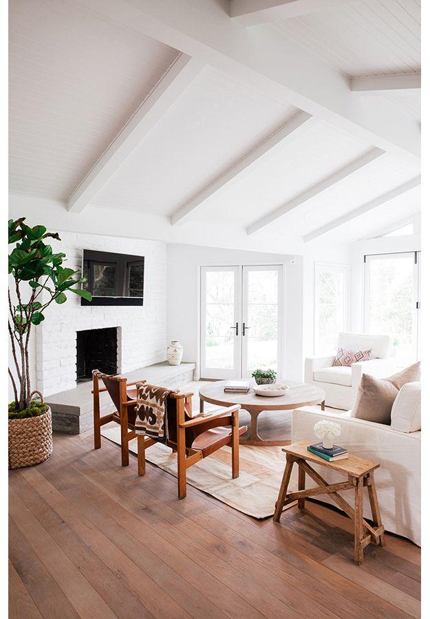 Minimalist Bohemian Living Room | Home Decor | Pinterest | Ich Lebe,  Minimalismus Wohnung Und Wolle