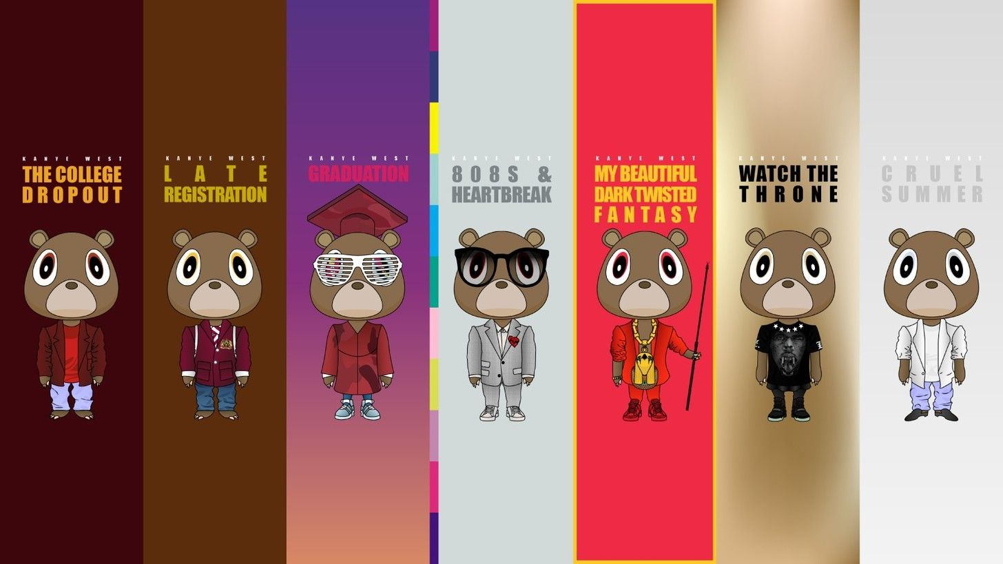 Hip Hop Wallpapers Kanye West Wallpaper Wallpaper Backgrounds Rap Wallpaper