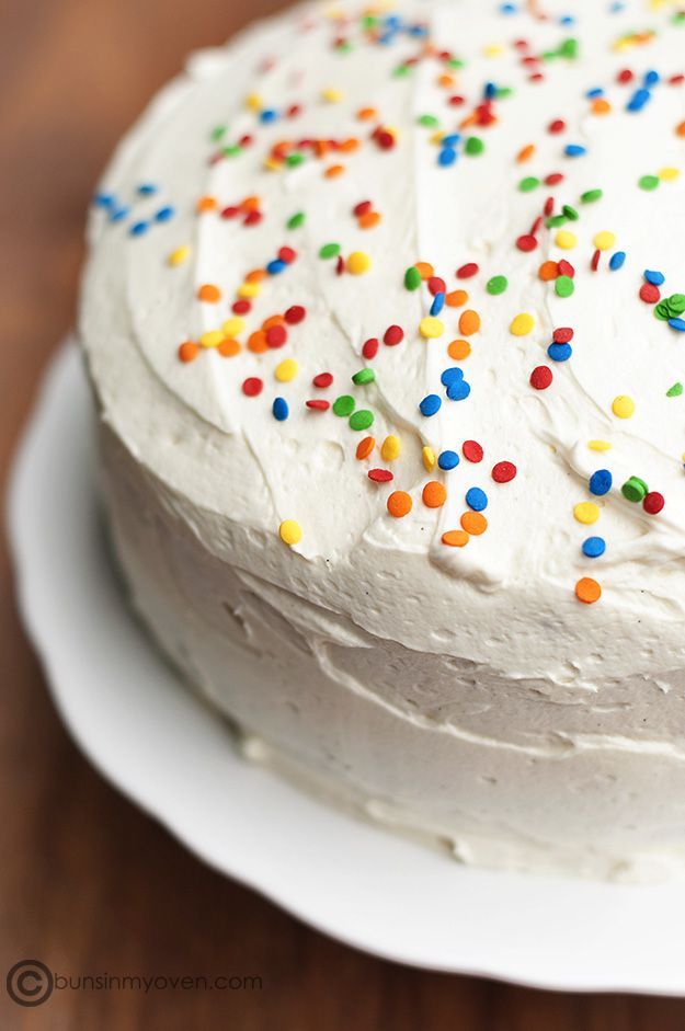Cake With Whipped Cream Frosting Calories : Whipped Frosting Recipe Bakeries, Whipped frosting and ...