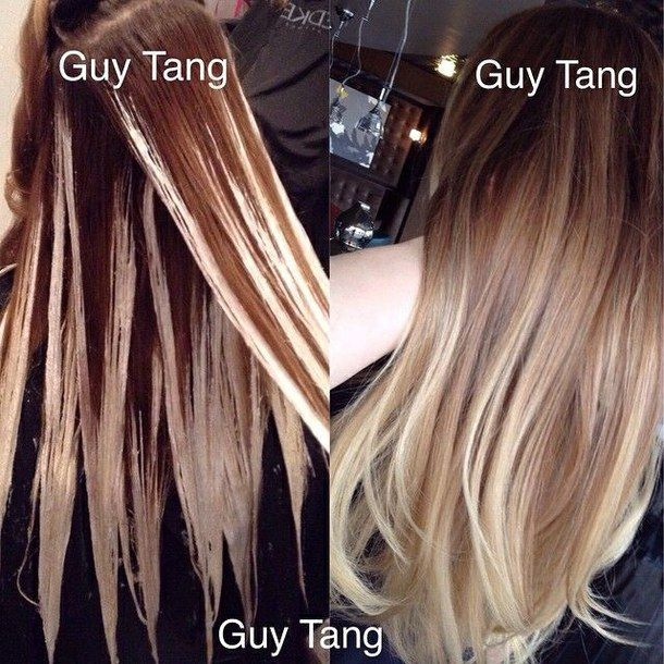 Balayage Blonde Hai Ombre Hair Hair Styles Long Hair Styles