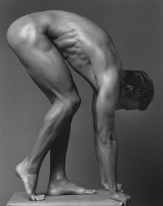 Something is. australian athlete nude photos black and white
