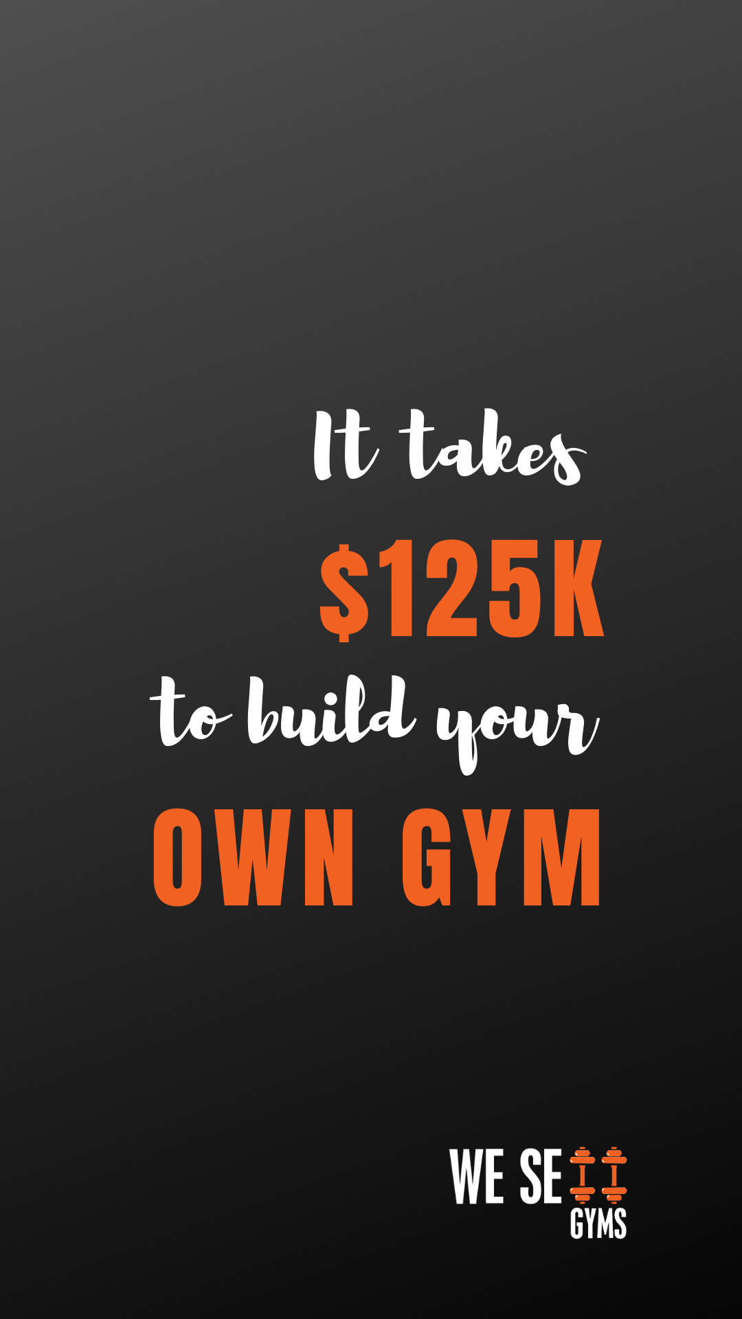 Start Your Own Gym Gym franchise, Fitness business, Gym