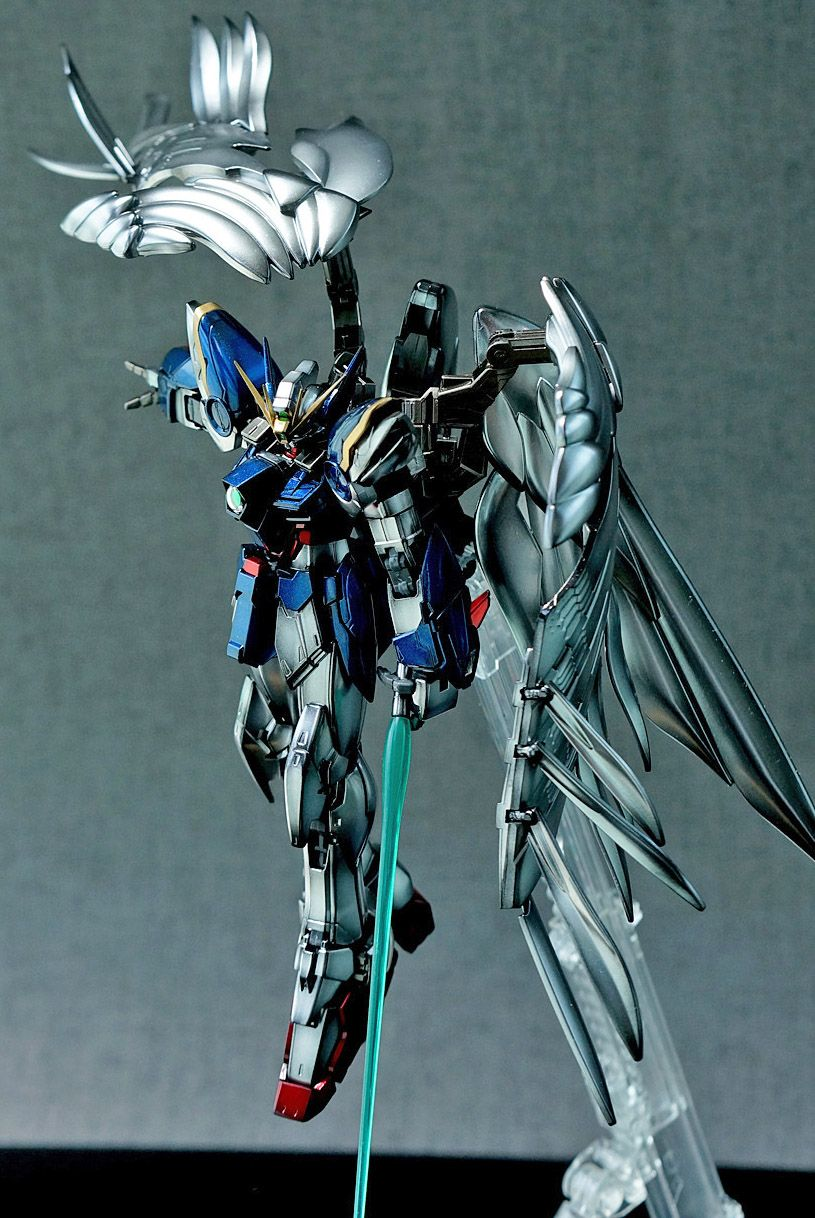 10 Rg Gundam Wing Zero Review Picture Download