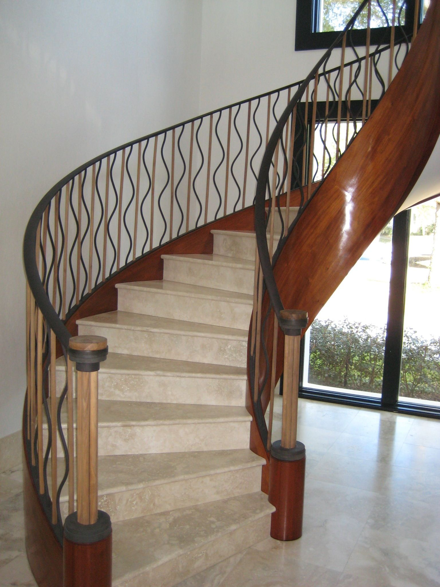 Best Iron Stair Railings Custom Iron Railing Jacksonville 400 x 300