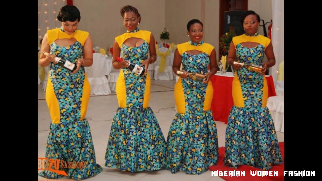 15 Nigerian Women Fashion