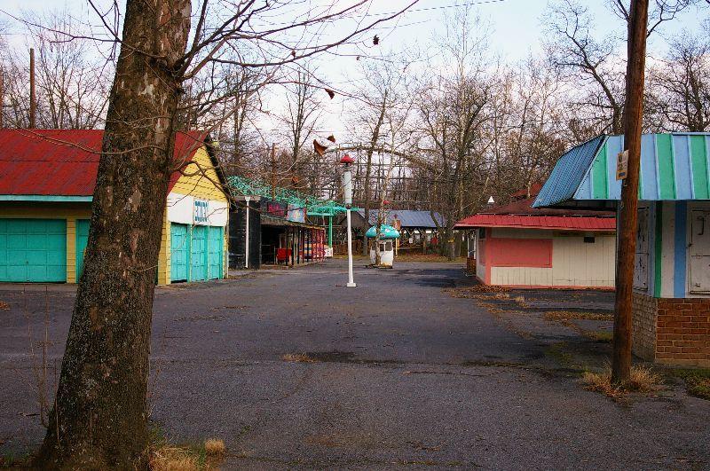 Williams Grove Amusement Park