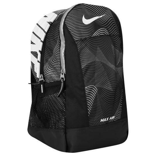 ec2b97f98 Mochila Nike Max Air Juvenil - Preto e Branco | Miscellaneous Men's ...
