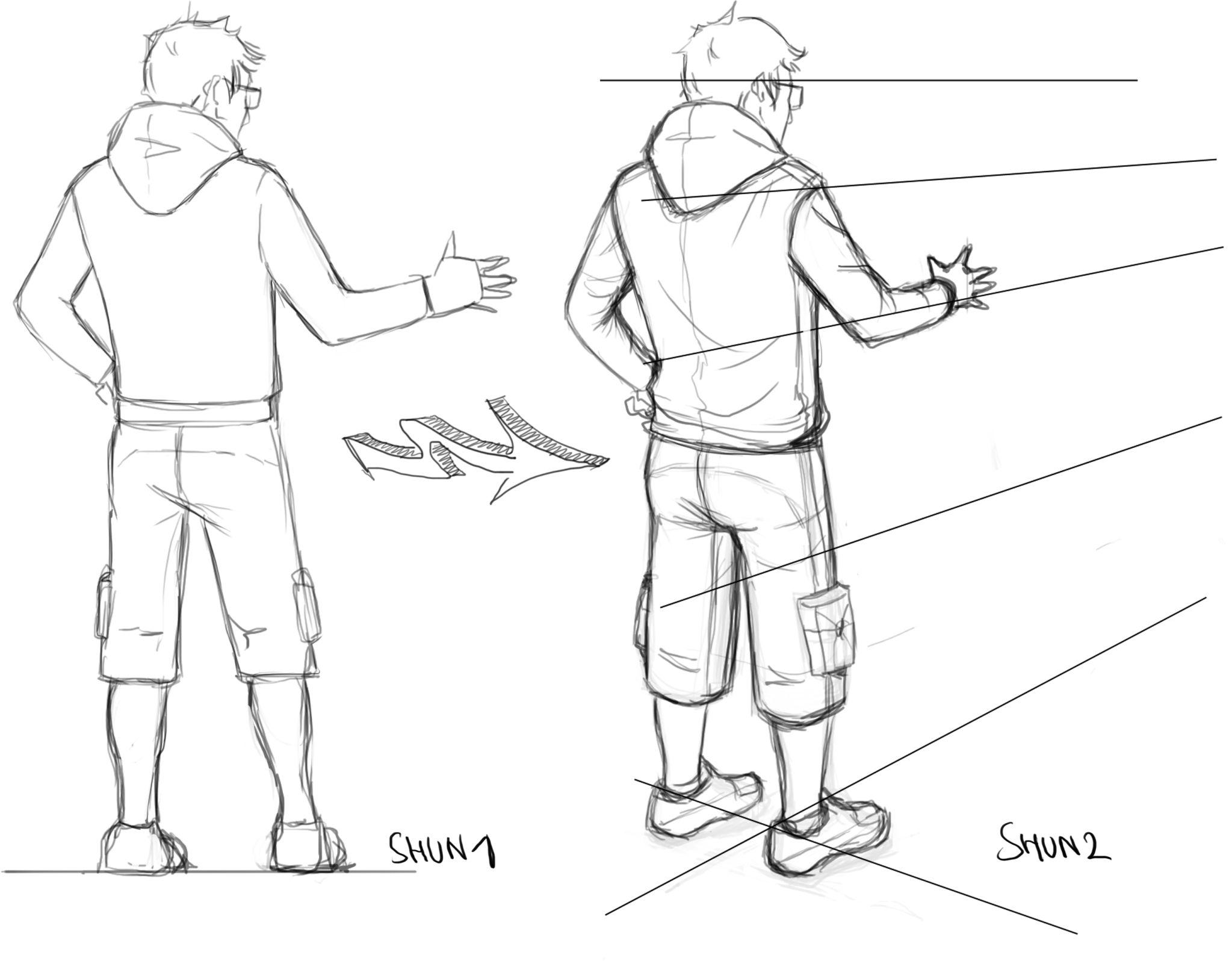 Dibujando En Perspectiva 3 Volumen Y Profundidad Como Dibujar En Perspectiva Dibujo Perspectiva Arte En Perspectiva
