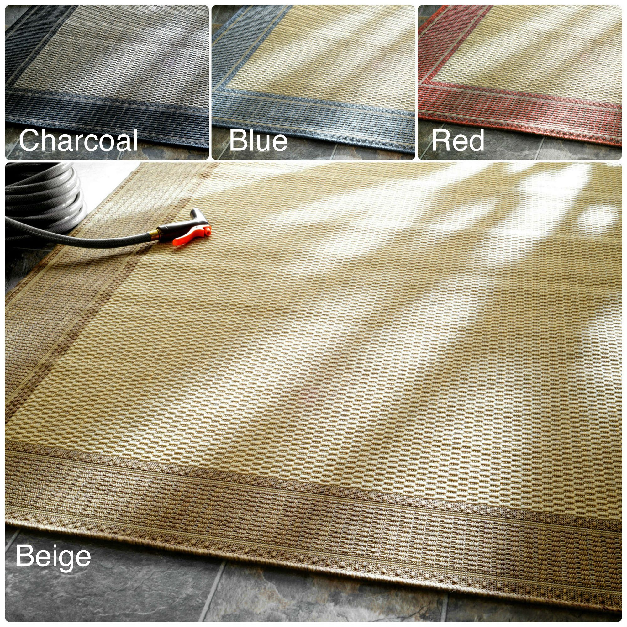 For The Three Season Room Under Deck Nuloom Outdoor Indoor Rug X Ping Great Deals On Rugs