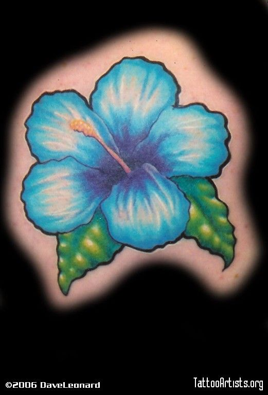 4cbe0b6d26631 blue hibiscus | Ink and Piercings! | Hibiscus tattoo, Blue hibiscus ...