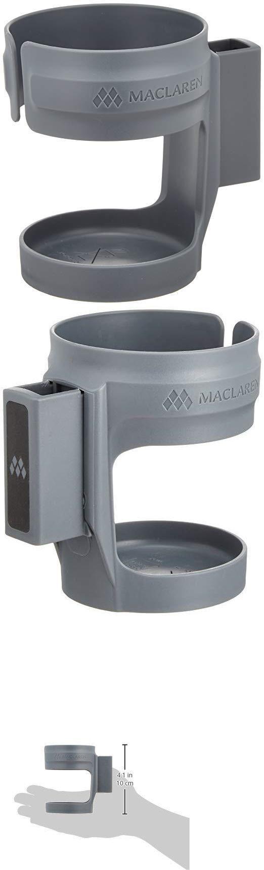 Maclaren Cup Holder Charcoal