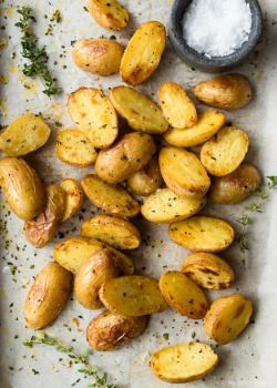 do-not-touch-my-food:Herb Roasted Potatoes
