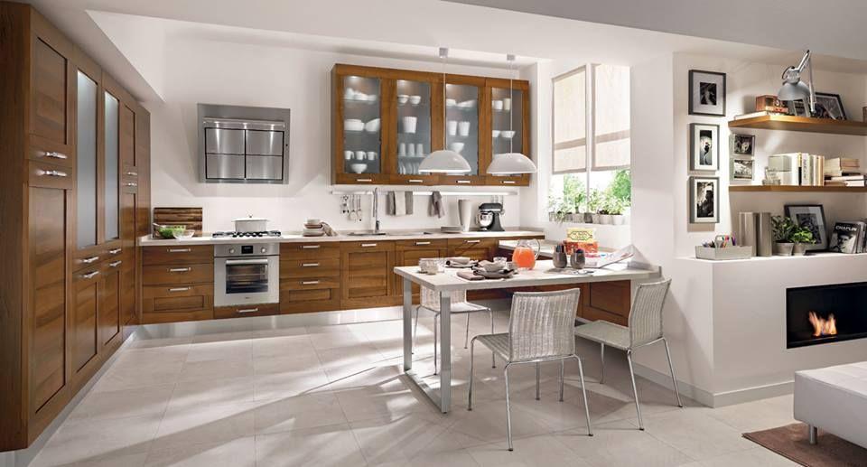 Cucina LUBE modello Gallery www.magic-house.it #cucina #design ...