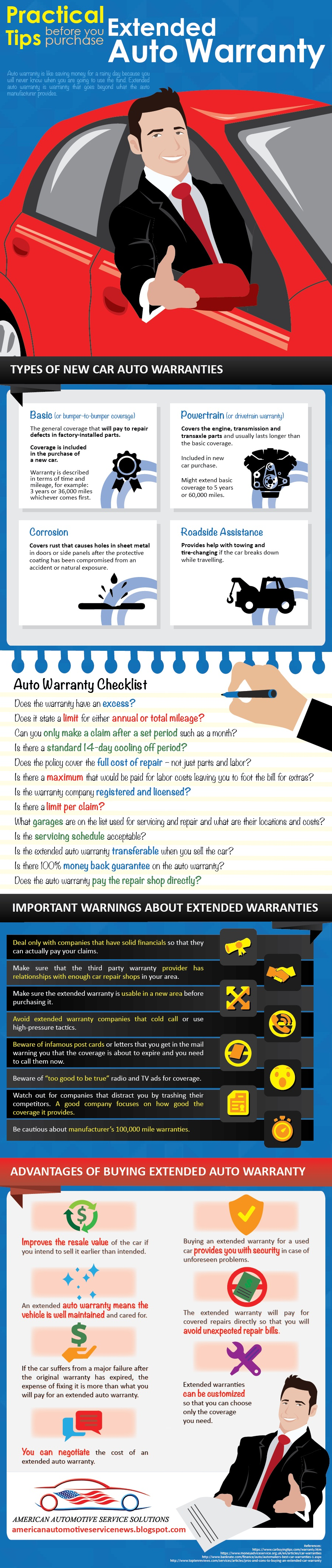 Practical Tips before you purchase Extended Auto Warranty